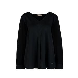 TRIANGLE Tričko  černá
