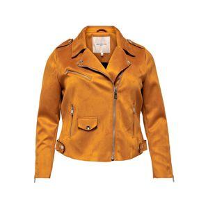 ONLY Carmakoma Přechodná bunda  oranžová