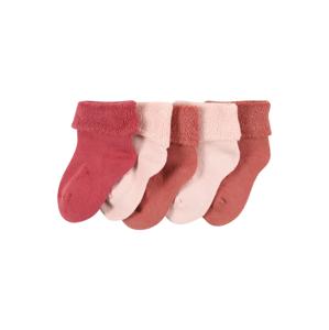 NAME IT Ponožky  starorůžová / pitaya / pink