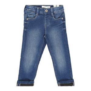 NAME IT Kalhoty 'NMMTHEO DNMATERKEL 2253 SWE PANT'  modrá džínovina