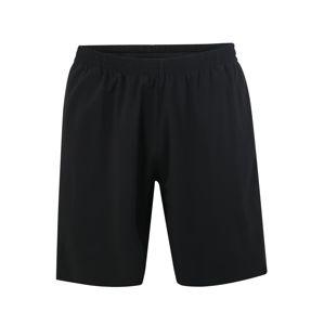 ADIDAS PERFORMANCE Sportovní kalhoty 'RUN IT SHORT M'  černá