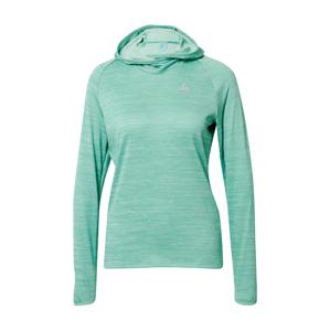 ODLO Funkční tričko 'Millennium Element'  zelený melír