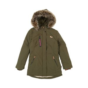 VINGINO Zimní bunda 'Teisha''  tmavě zelená