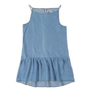 KIDS ONLY Šaty  modrá džínovina
