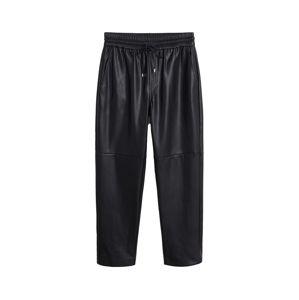 MANGO Kalhoty 'APPLE'  černá