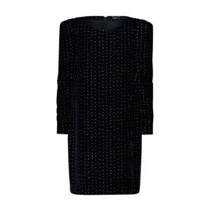 DRYKORN Koktejlové šaty 'ALEXINA'  černá