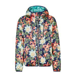 KILLTEC Outdoorová bunda  tmavě modrá / mix barev