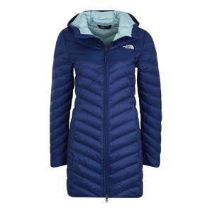 THE NORTH FACE Outdoorový kabát 'Trevail'  tmavě modrá