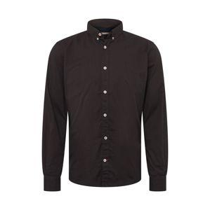 TOM TAILOR Košile  červená / černá