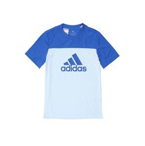 ADIDAS PERFORMANCE Funkční tričko  světlemodrá
