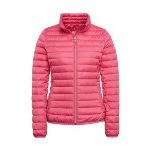 TOM TAILOR Přechodná bunda  pink