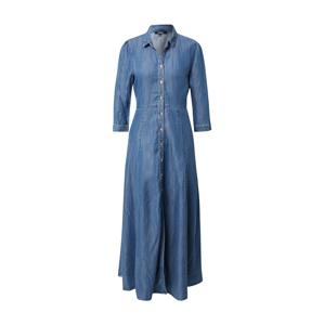 True Religion Šaty  modrá džínovina