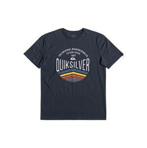 QUIKSILVER Funkční tričko  tmavě modrá