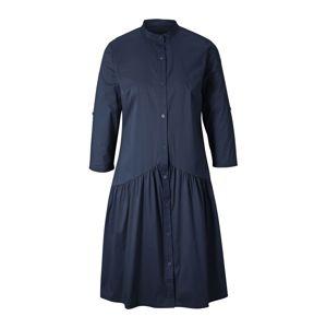 Heine Košilové šaty  marine modrá