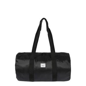 Herschel Cestovní taška 'Packable'  černá