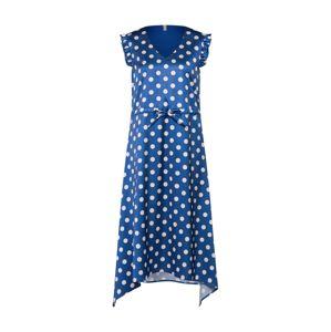 CULTURE Letní šaty 'Anya'  námořnická modř / mix barev