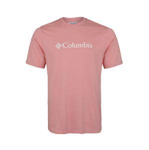 COLUMBIA Funkční tričko  růžová