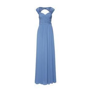 STAR NIGHT Společenské šaty  kouřově modrá