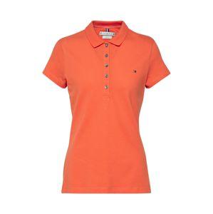 TOMMY HILFIGER Tričko  oranžová