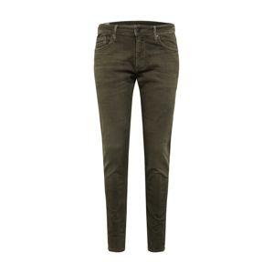 Pepe Jeans Džíny 'STANLEY'  tmavě zelená