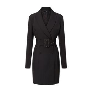Missguided Šaty  černá