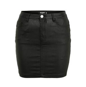 Missguided (Petite) Sukně  černá
