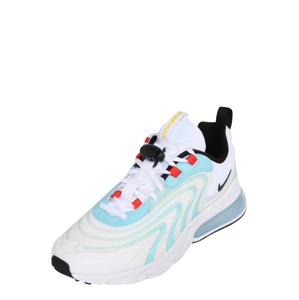 Nike Sportswear Tenisky 'Air Max 270 React'  bílá / černá / tyrkysová / žlutá / červená