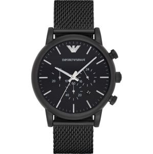 Emporio Armani Analogové hodinky 'AR1968'  černá