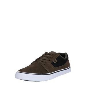 DC Shoes Sportovní boty 'TONIK'  tmavě zelená / černá