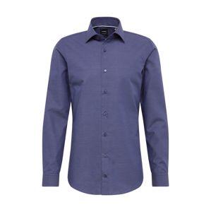 STRELLSON Společenská košile '11 Santos 10008514'  kouřově modrá