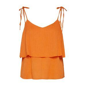 Noisy May Top  oranžová
