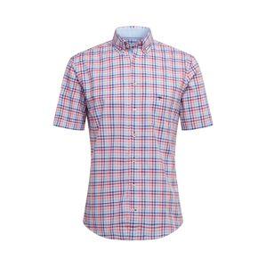 FYNCH-HATTON Košile  červená / modrá / světlemodrá