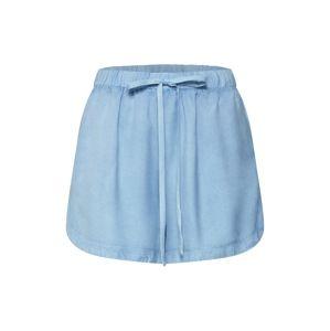 SISTERS POINT Kalhoty 'BETA-SHO'  modrá džínovina