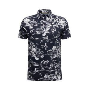 INDICODE JEANS Košile 'La Linea'  námořnická modř