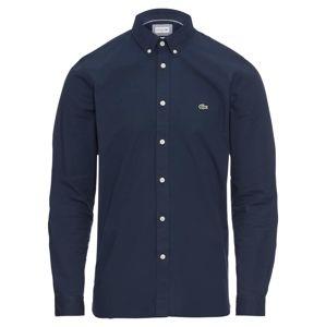 LACOSTE Košile  námořnická modř / zelená / světle červená / bílá