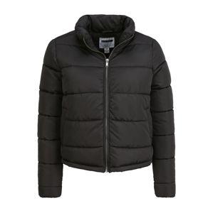 Noisy May (Petite) Zimní bunda 'Claudy'  černá