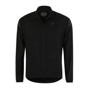 ASICS Sportovní bunda 'ICON JACKET'  černá