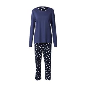 Mey Pyžamo  noční modrá / námořnická modř / světle fialová / bílá