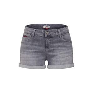 Tommy Jeans Džíny  šedá džínová