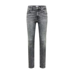 Calvin Klein Jeans Džíny  šedá džínová