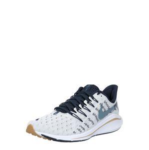 NIKE Běžecká obuv 'Air Zoom Vomero 14'  bílá / noční modrá / opálová / světle šedá