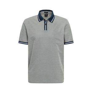 BOSS Tričko 'Pretend'  námořnická modř