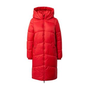 VERO MODA Zimní kabát 'Upsala'  červená