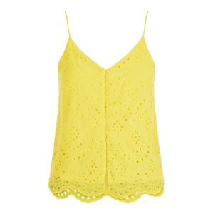 PIECES Top  limone