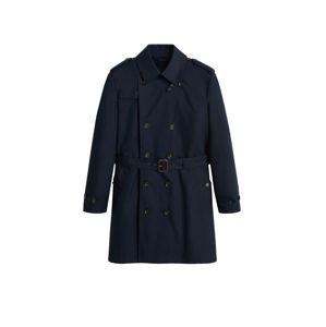 MANGO MAN Přechodný kabát  námořnická modř