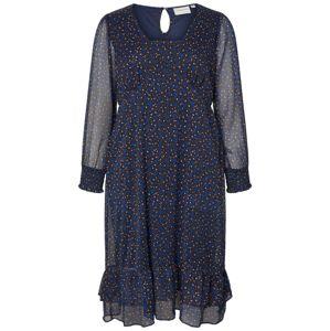 Junarose Šaty  noční modrá