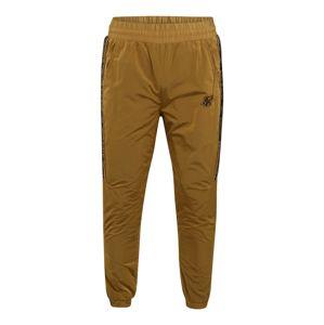 SikSilk Kalhoty  zlatá / hořčicová