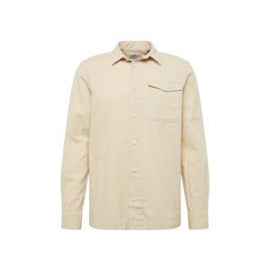 JACK & JONES Košile  béžová