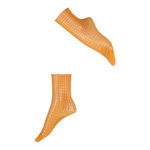 FALKE Ponožky 'Hamper SO'  oranžová