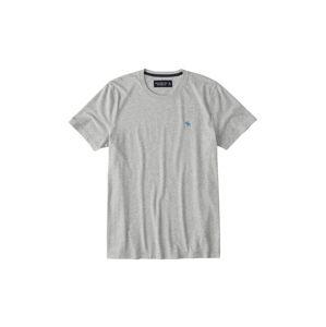 Abercrombie & Fitch Tričko  šedá